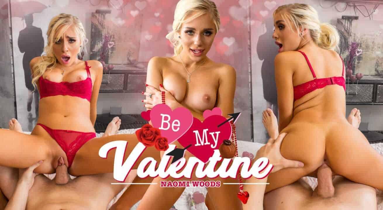 Be my Valentine Naomi Woods