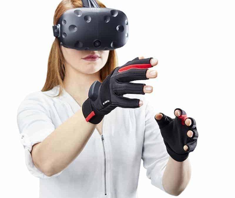 New VR Gloves for Porn