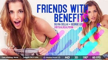 Friends with Benefits VirtualRealPorn Pic