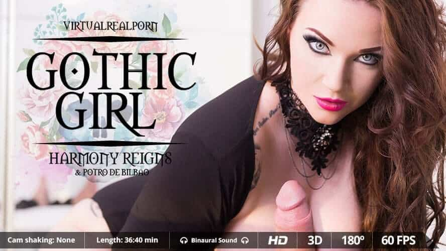 Gothic Girl Reigns