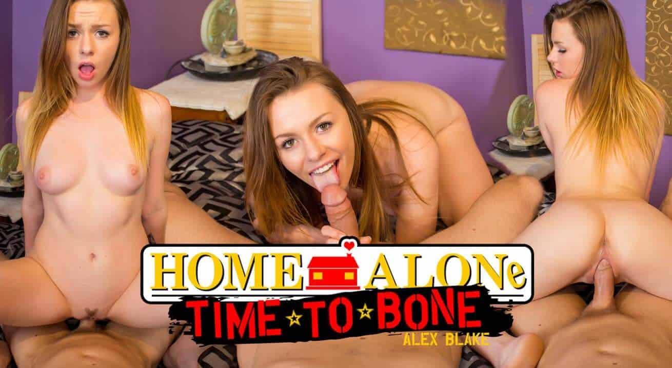 Home Alone Alex Blake