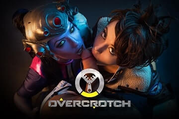 Overcrotch VRCosplayX