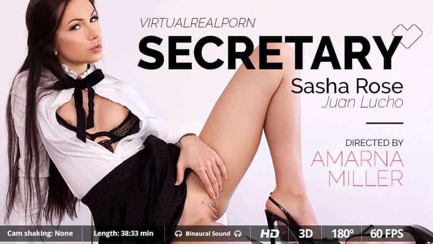 Secretary Sasha Rose