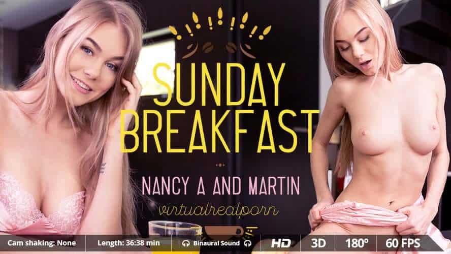 Sunday Breakfast Nancy