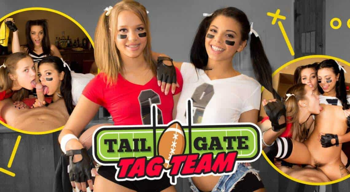 Tailgate Tag Team Foursome