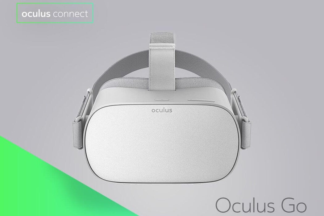 oculus go on oculus connect
