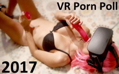 Best VR Porn Poll 2017