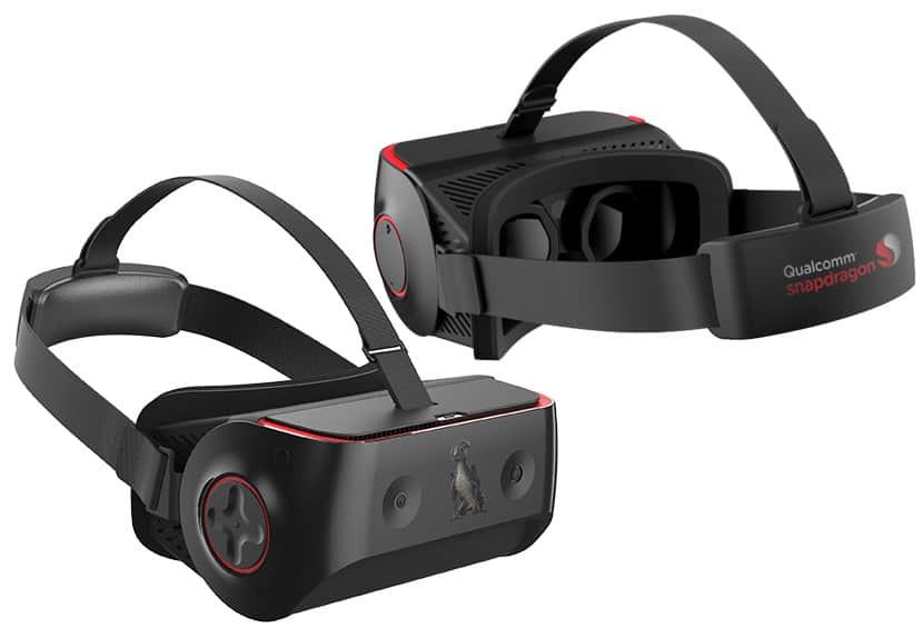 This week in VR Porn – Qualcomm to offer eye-tracking with Snapdragon 845 VR headset