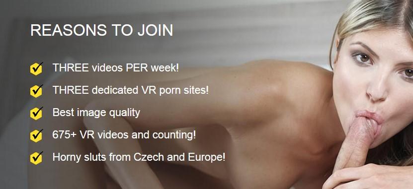 Czechvr Test Beste Bildqualitat Vr Porno Seite 2019